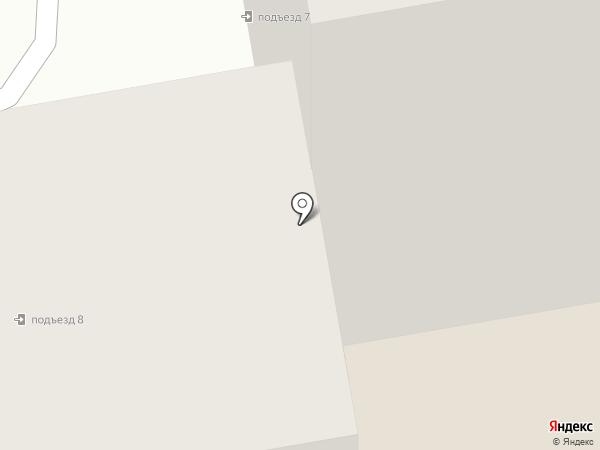 Сандал на карте Йошкар-Олы
