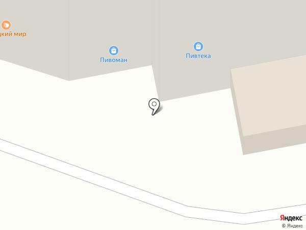Деметра-1 на карте Йошкар-Олы