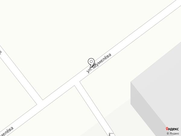 Паркет-М на карте Йошкар-Олы