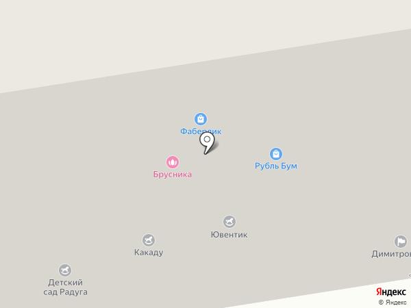 Центр детского развития на карте Йошкар-Олы