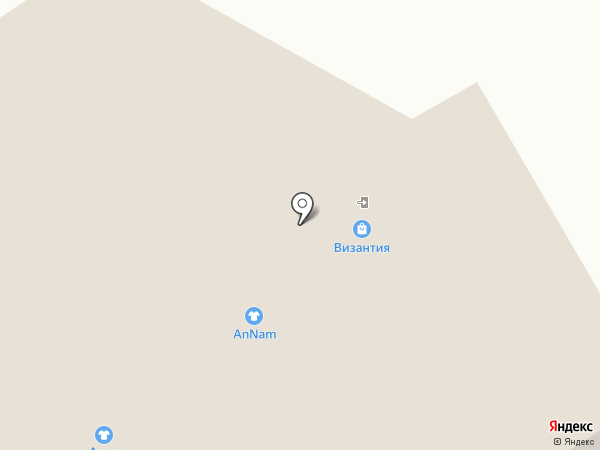 Danza на карте Йошкар-Олы