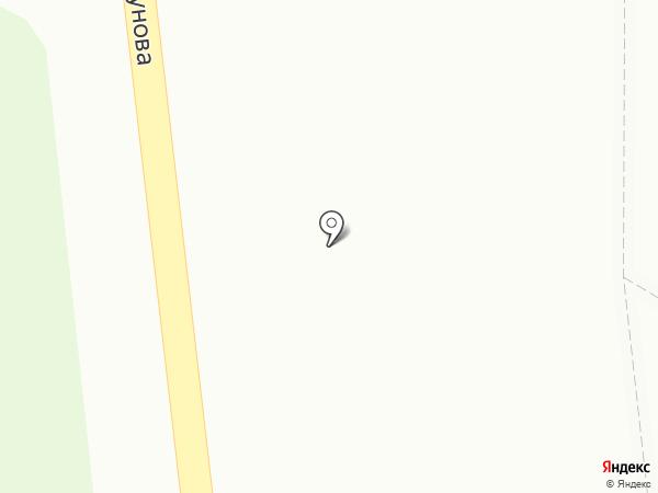 Мастершин на карте Йошкар-Олы