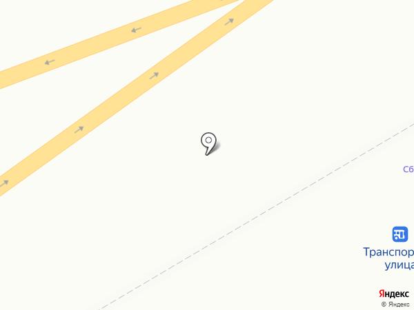 Семёновский, ЗАО на карте Йошкар-Олы