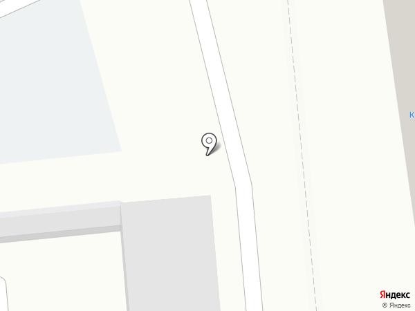 Магазин мясных продуктов на карте Йошкар-Олы