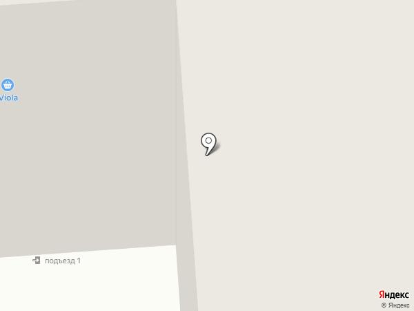 Николя на карте Йошкар-Олы