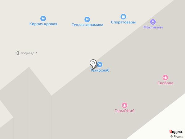 Уют на карте Йошкар-Олы