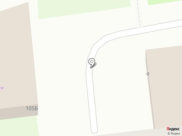 Росгосстрах, ПАО на карте Йошкар-Олы