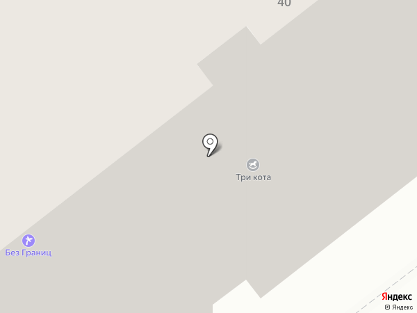 Фиалка на карте Йошкар-Олы