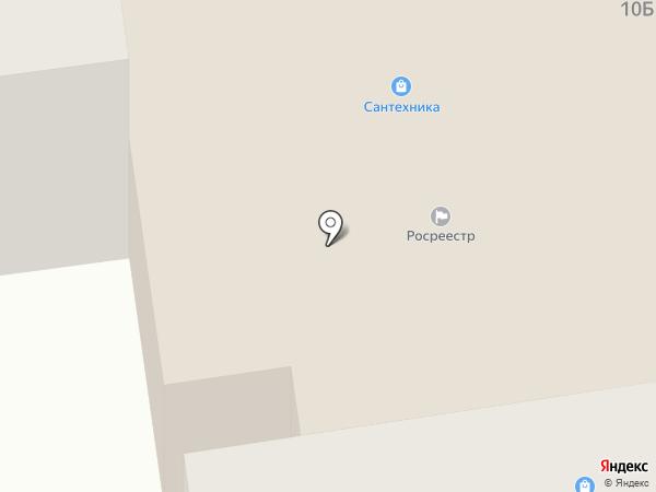 Йошкар-Олинский отдел Управления Росреестра по Республике Марий Эл на карте Йошкар-Олы