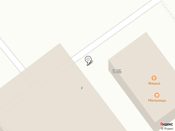 Холостяк на карте Йошкар-Олы