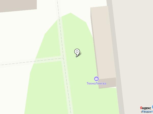 Служба эвакуации на карте Йошкар-Олы