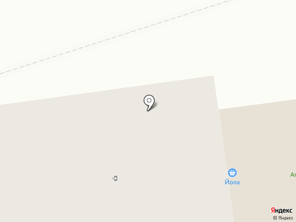 Сладкий мир на карте Йошкар-Олы