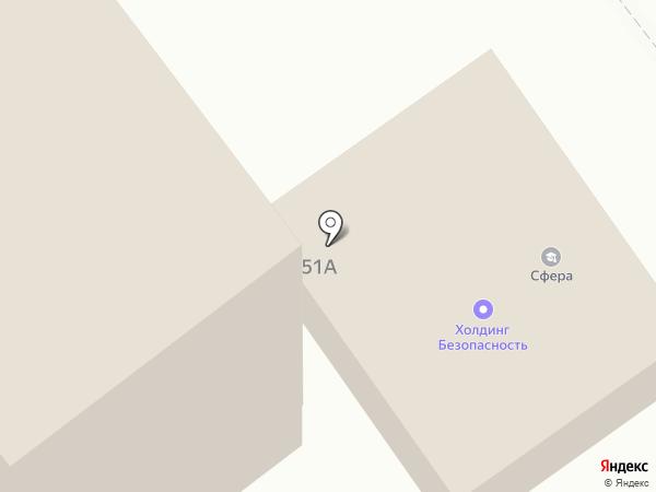 Теплый Мир 12 на карте Йошкар-Олы