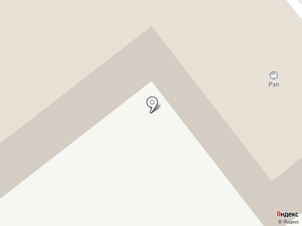 АвтоВин на карте Йошкар-Олы