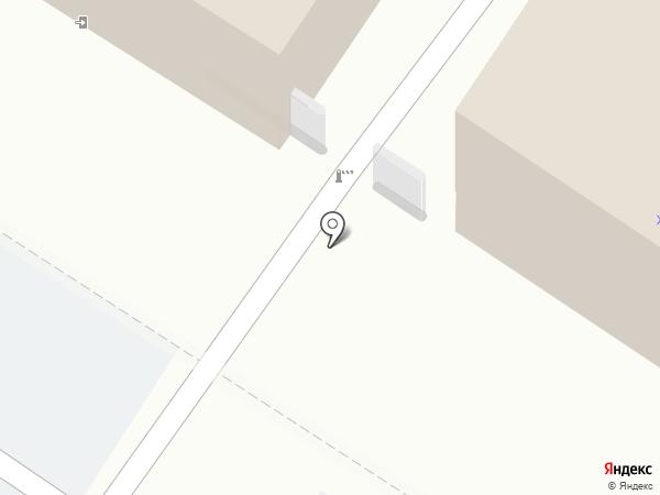 Энтрэго на карте Йошкар-Олы