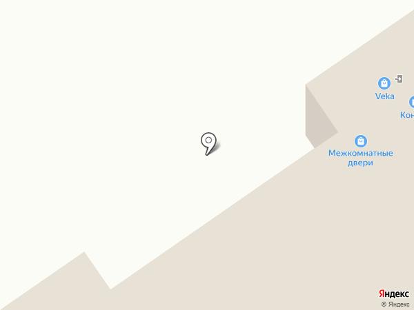 Мега Холл на карте Йошкар-Олы