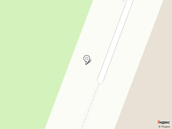 СДЮСШОР по дзюдо на карте Йошкар-Олы