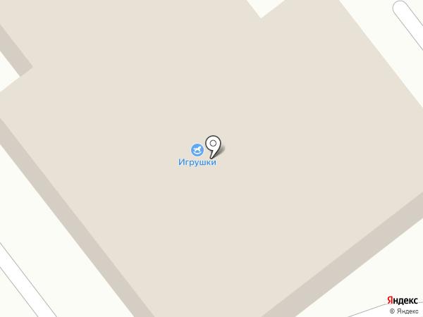 Специализированная детско-юношеская спортивная школа олимпийского резерва по фехтованию на карте Йошкар-Олы