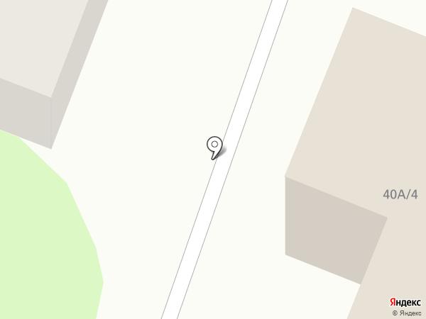 Интерьер-сити12 на карте Йошкар-Олы
