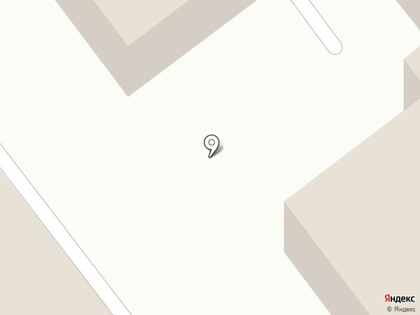 Автоград на карте Йошкар-Олы
