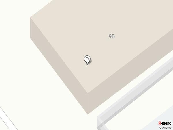 Автостоянка на карте Йошкар-Олы