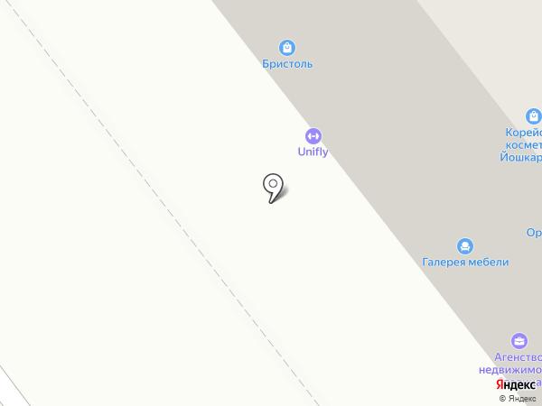 ОГОГО Обстановочка! на карте Йошкар-Олы