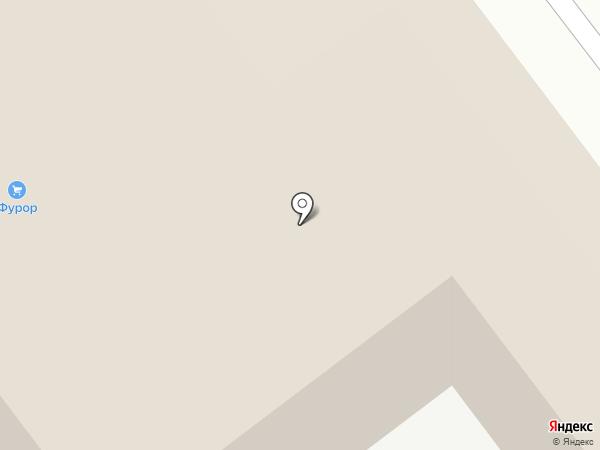 STAR FIT на карте Йошкар-Олы