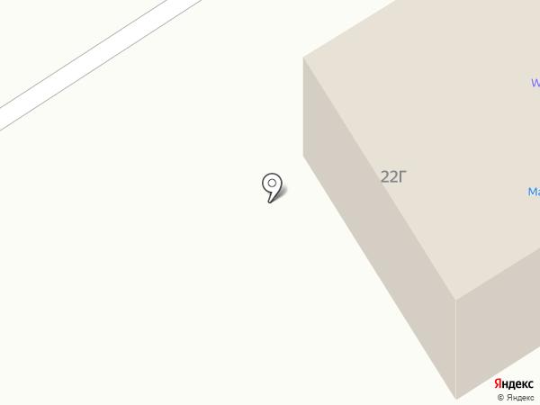 МЕГАММЕЙДАН на карте Йошкар-Олы