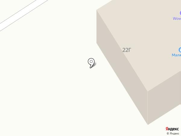 DaVinci12 на карте Йошкар-Олы