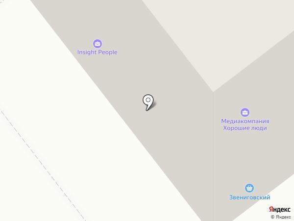 Белый Орел на карте Йошкар-Олы
