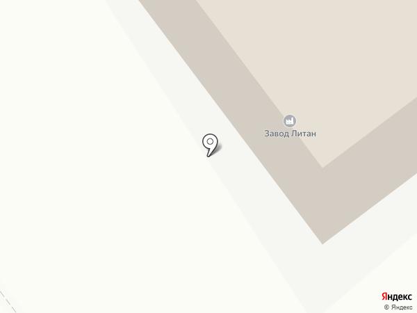 Романс мебель на карте Йошкар-Олы