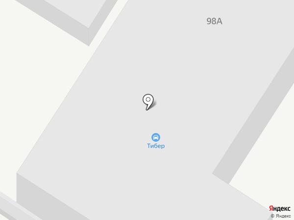 Лука на карте Йошкар-Олы