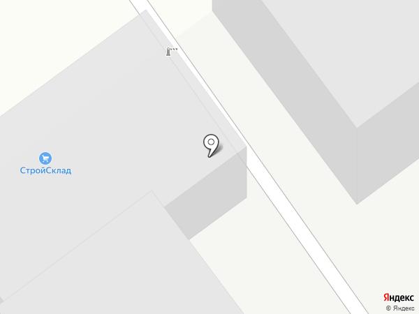Десять Лепестков на карте Йошкар-Олы