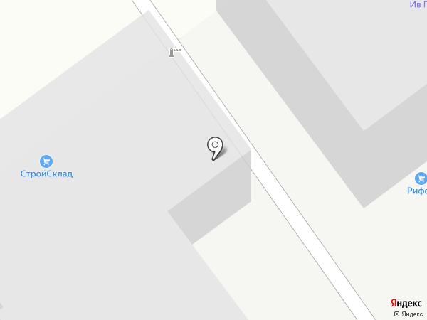 Рифор на карте Йошкар-Олы