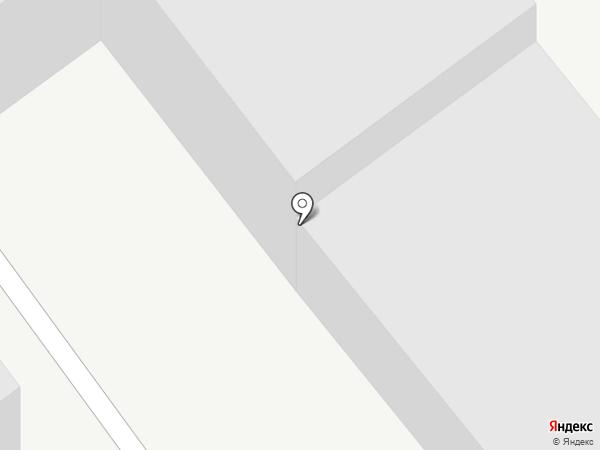 Фрегат на карте Йошкар-Олы