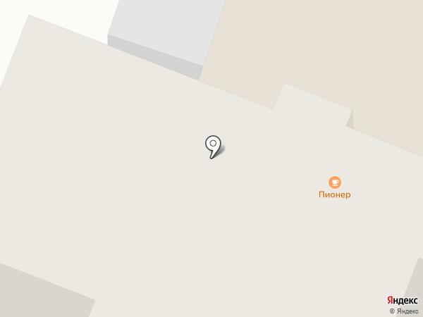 ПИОНЕР на карте Йошкар-Олы