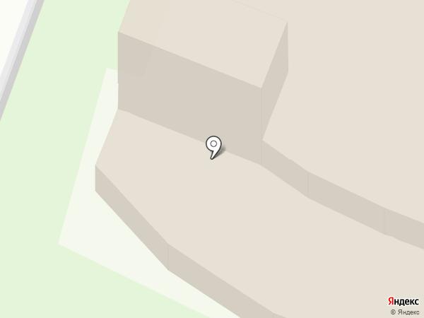 СШОР по хоккею с шайбой на карте Йошкар-Олы