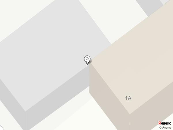 Автоцвет на карте Йошкар-Олы