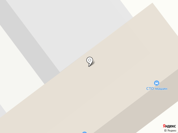 Колорит на карте Йошкар-Олы