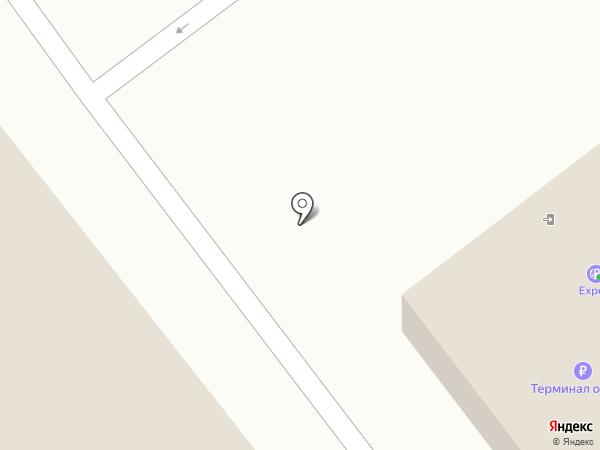 Магазин автотоваров на карте Йошкар-Олы