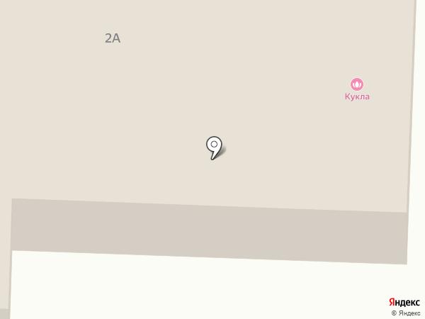 Фотостудия на карте Йошкар-Олы