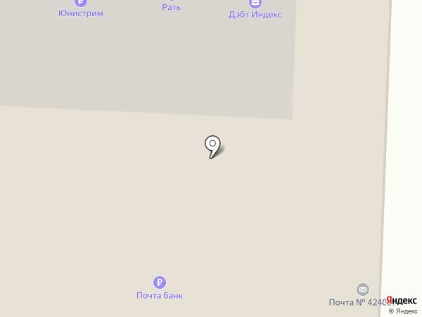 Почтовое отделение №37 на карте Йошкар-Олы