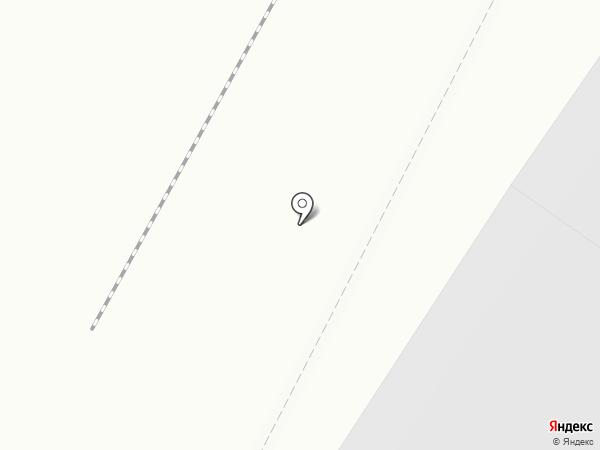 Чебоксарский Стройкомбинат на карте Йошкар-Олы