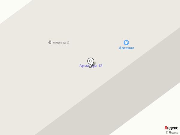 RadiSon на карте Йошкар-Олы