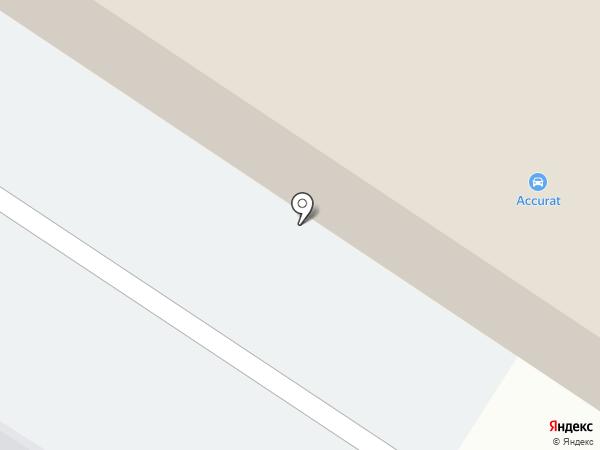 AutoBolid на карте Йошкар-Олы
