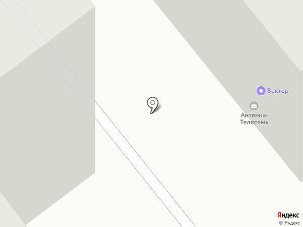 Телесемь Йошкар-Ола на карте Йошкар-Олы