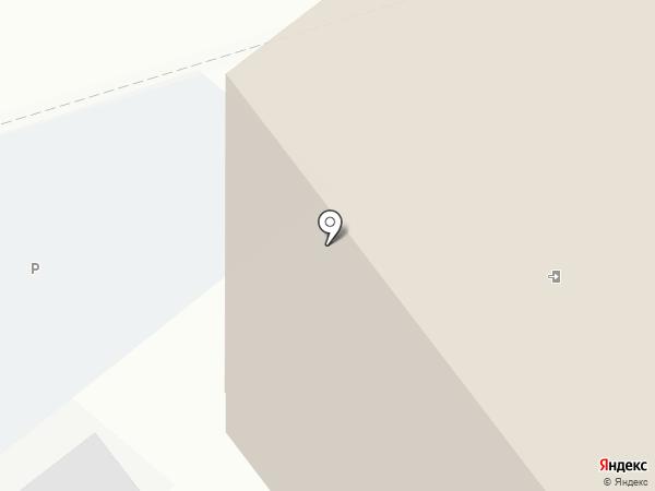 Почтовое отделение №8 на карте Йошкар-Олы