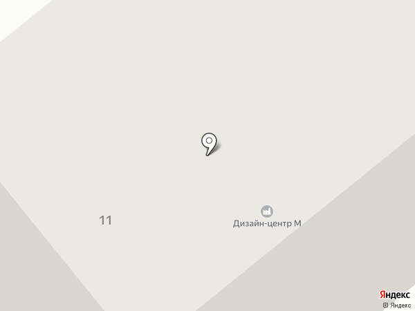 Сервисстрой на карте Йошкар-Олы