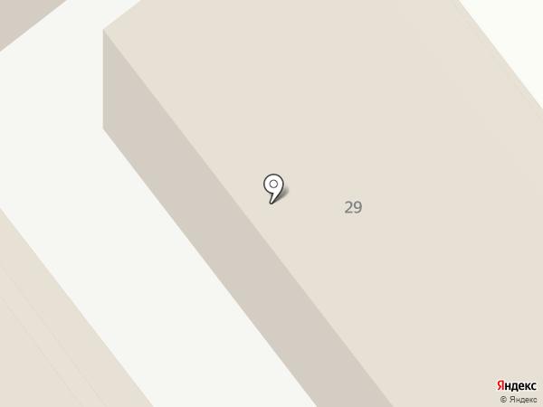 Аварийно-диспетчерская служба теплосетей на карте Йошкар-Олы