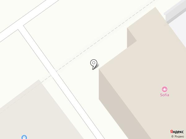 Фемида на карте Йошкар-Олы